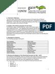 2015 Gain Annual General Meeting Minutes 20 June 2015