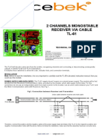 Cebek Tl 50 User Manual