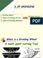 Basics of Grinding 1