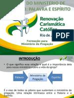 2 - O PILAR DO MINISTRIO DE PREGAO PALAVRA E ESPRITO.pptx