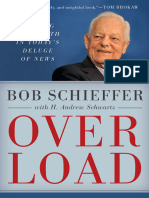 Schieffer - Overload; Finding the Truth in Today's Deluge of News (2017)