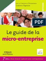 Le Guide de La MicroEntreprise Par Www Lfacult