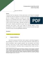 Dossiê Sobre Lesbocídio No Brasil - Copy