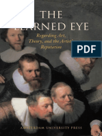 Van den Doel et al (eds) - The Learned Eye ~ Regarding Art, Theory and the Artist's Reputation.pdf