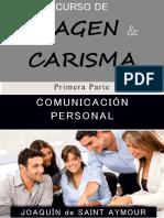 Comunicacion Personal (Curso de Imagen y Carisma N_ 1)