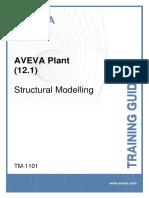 TM-1101 AVEVA Plant (12.1) Structural Modelling Rev 2.0