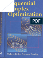 (Chemometrics series) Fred H. Walters, Lloyd R. Parker  Jr, Stephen L. Morgan, Stanley N. Deming-Sequential simplex optimization_ a technique for improving quality and productivity in research, develo.pdf