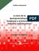 Desindustrialización Palmieri