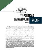 Politicas da masculinidade