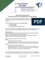 Community Taskforce Application- Revised