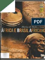 Livro Lei 10.639/2003 História e cultura afro-brasileira