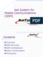 GSM Arch Slides
