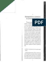 Geografia Política E GEOPOLÍTICA (CAP. 5 - Desdobramentos Da Geog. Poltica No Cont Americano) P. 165-228