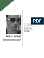 Prof. Lic. David Capilla. Publicidades.