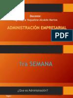 Semana 1 Adminsitración Financiera