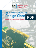 Top 10 Circuit Board Design Checks