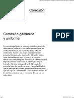 Protección Anódica _ Corrosión