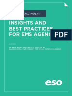ESO EMS Index 2018