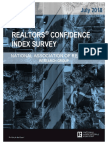 2018 07 Realtors Confidence Index 08-22-2018