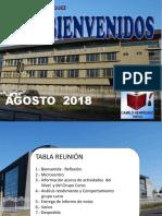 Ppt Todos Los Niveles Agosto 2018