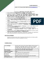 Resume - Waqqas Iqbal