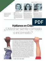 Haitianos en Chile (2018) Jaque, Palma Et Al.