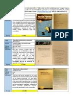Catálogo de Libros ACTUALIZADO