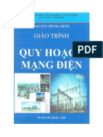 Giao Trinh Quy Hoach Mang Dien