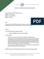 Resolución 18-00032 Superliga Argentina