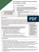 ProVise Case-Study ITSC Banking v.1.0