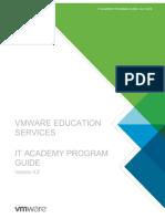 Vmw It Academy Program Guide