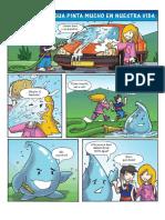 Comic del agua