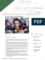 Otra Amenaza Contra El Alcalde de Medellín
