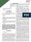 Decreto Supremo N° 139-2018-EF,