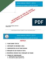 Polimeros Na Formulação de Tintas - CRQ IV