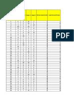 Numero Aleatorio en Excel