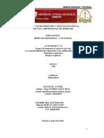 DERECHO NOTARIAL ACT N° 14