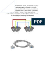 Cable Null