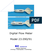 23.090 - Digital Flow Meter, With_without Back-run Stop
