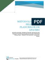 Metodologie de Selecție a Planurilor de Afaceri_Start IT UP - Comentarii Alina_modif 2 (2)