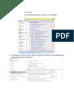 Ejercicios de paquetes de software 1