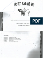 Piano , Texto Para El Alumno de Nivel Preparatorio