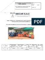 Go-sso-ps004 Plan Hse Proyectos Siecar -Ppc