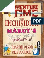 Adventure Time - The Enchiridion & Marcy's Super Secret Scrapbook!!!.pdf