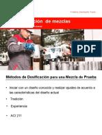 2014-10 DOSIFICACIÓN DE HORMIGÓN CON CEMENTO HOLCIM FUERTE.pptx