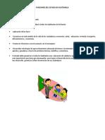 5funciones Del Estado de Guatemala