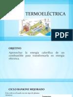 Planta Termoeléctrica