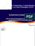 5 Princípios do Lean Construction
