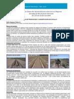 Cultivo y conservación de zapallo Dellagaspera P