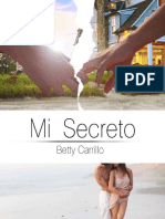 Carrillo Z Betty - Mi Secreto